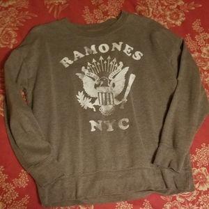 Ramones swearshirt